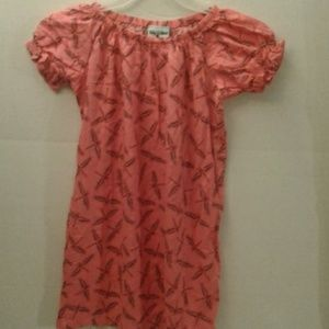 Holley and the Hound Girl's Dress size 5